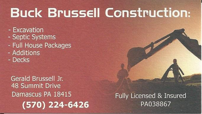 Buck Brussel Construction