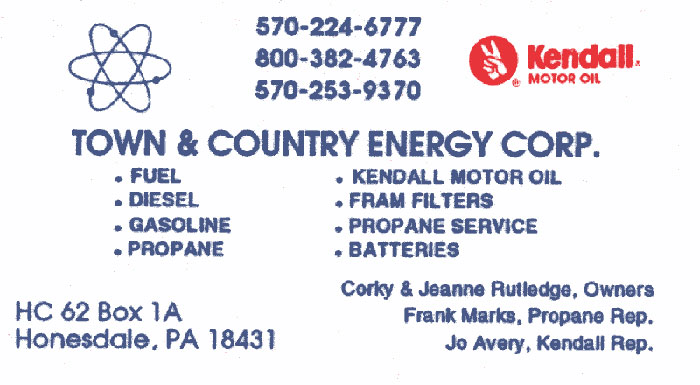 Town & Country Energy Corp.
