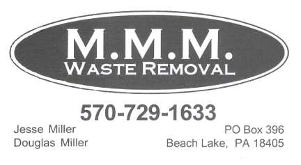 M.M.M. Waste Removal